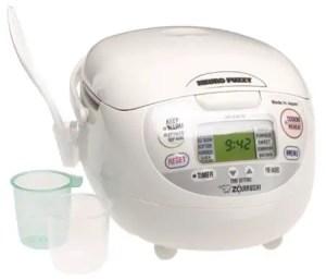 Zojirushi NS-ZCC10 - Best Japanese rice cooker brands