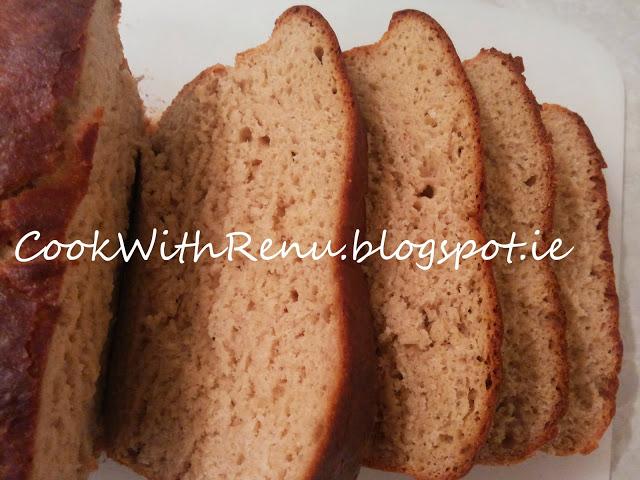 Whole Wheat Brown Bread