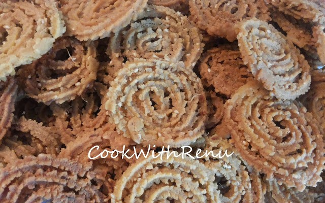 Instant Rice Butter Chakli