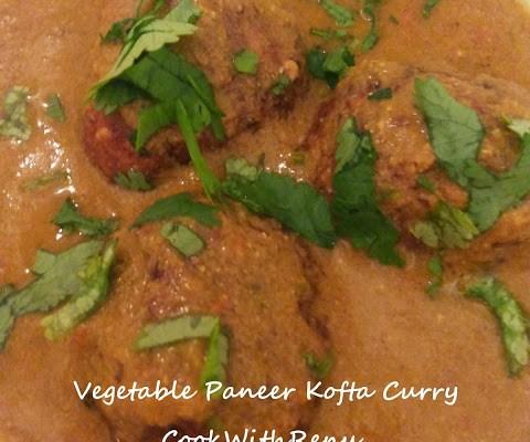 Vegetable Paneer Kofta Curry