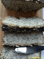 Quinoa Chia Multiseed Bread (Vegan ~ Gluten Free ~ Dairy Free) #BreadBakers