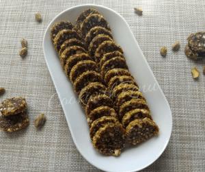 Khajoor Dates Dry Fruit Roll