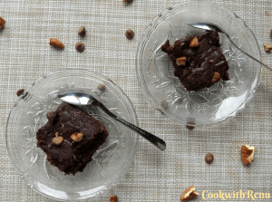 Chocolate Ragi Brownie