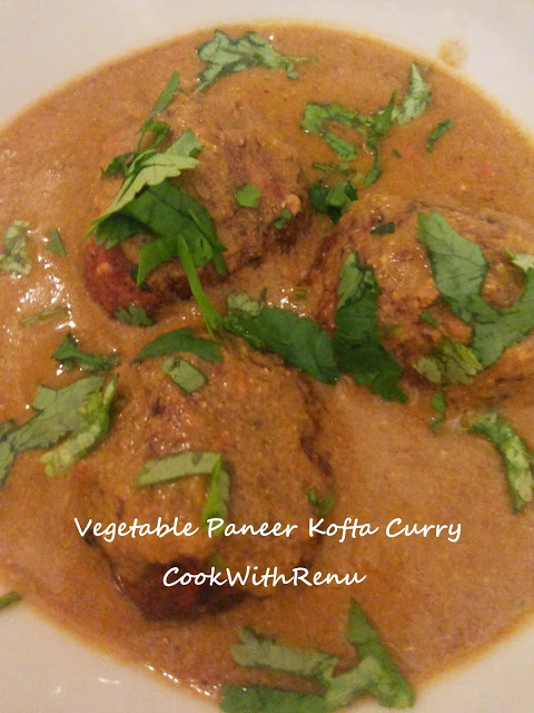 Vegetable Paneer Kofta