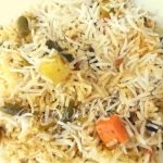 Simple Vegetable Biryani