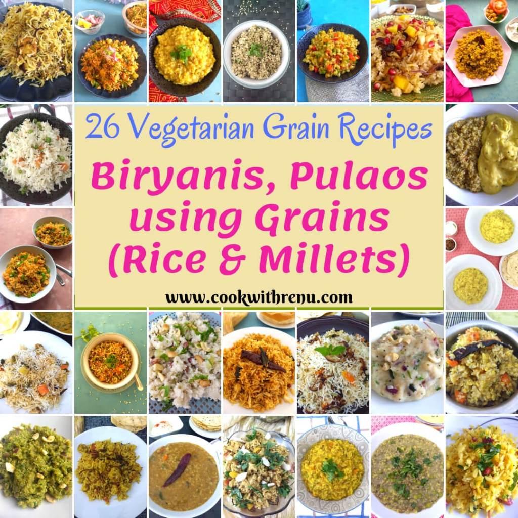 26 Vegetarian Grain Recipes