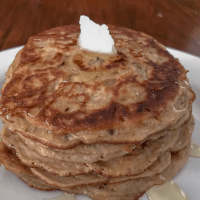 Quinoa Banana Pancakes:Healthy and Very Delicious Breakfast Recipe (Personal Favourite)