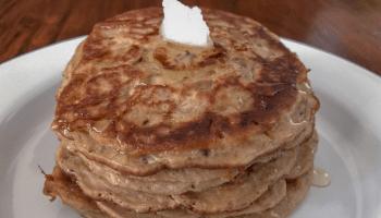 Healthy Quinoa Banana Pancake Recipe