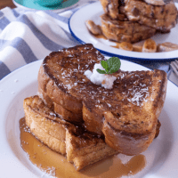 2 Ultimate French Toast Recipes : Coconut French Toast and Banana Peanut Butter French Toast (Breakfast)