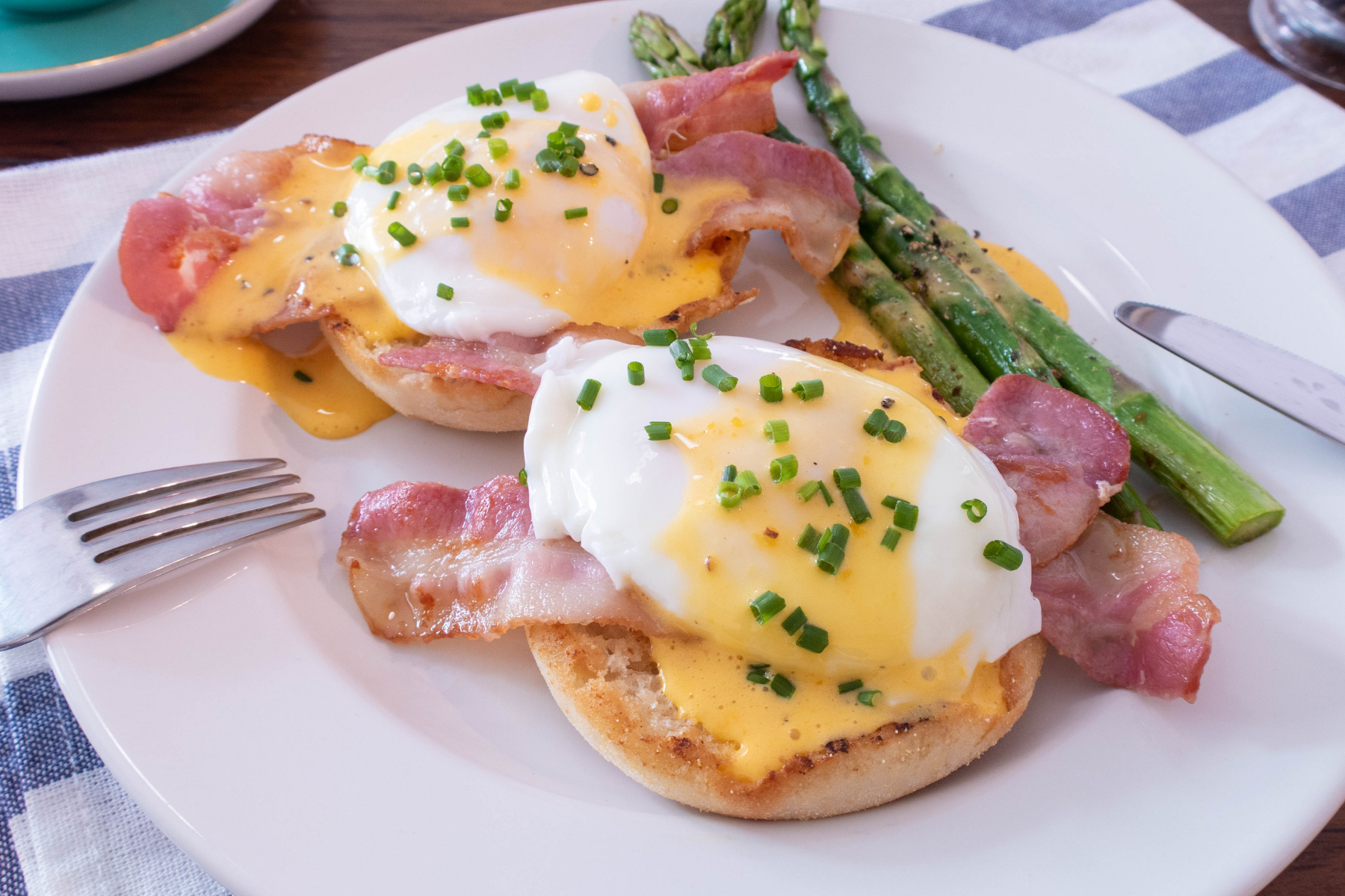 eggs Benedict breakfast recipe