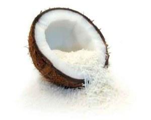 coconut shavings milk