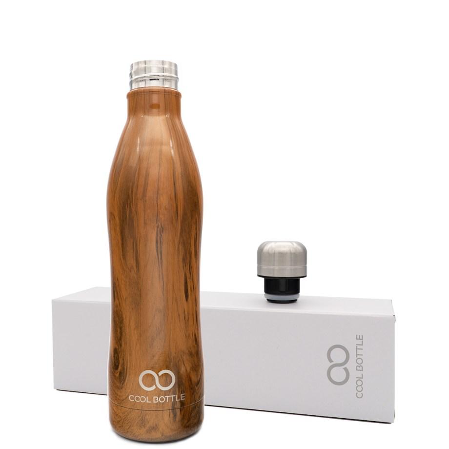 Teak Sæt - Cool Bottle