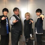 SAMURAI TUNES × 催眠術師