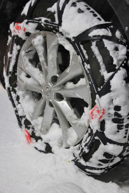タイヤチェーン,雪道,雪,運転