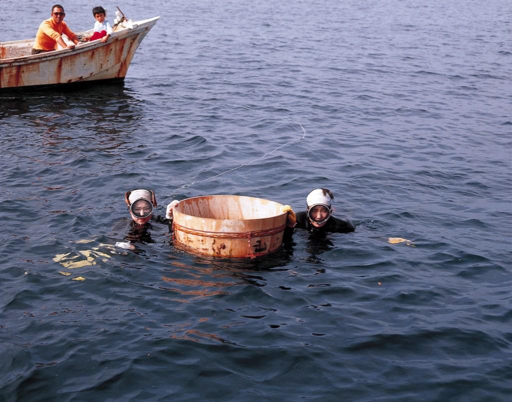海女,海女漁,世界農業遺産,能登,輪島