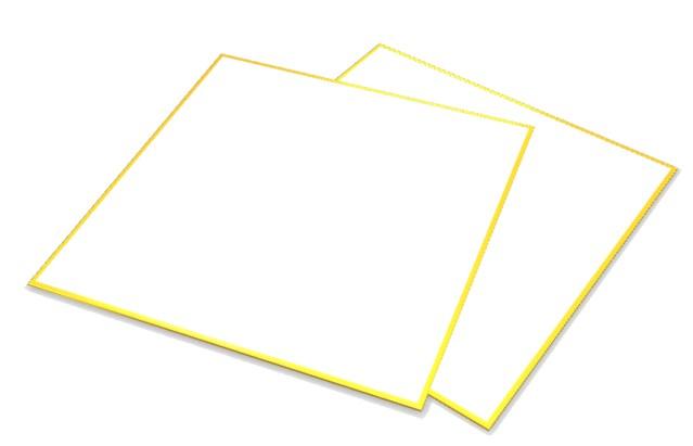 色紙の二つ折りはダイソーにある?飾り方は?保管は?