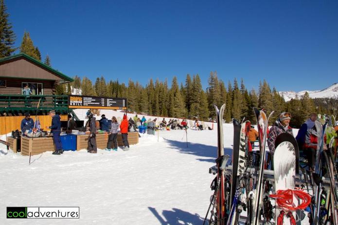 Sunrise Grill at Kirkwood Mountain Ski Resort