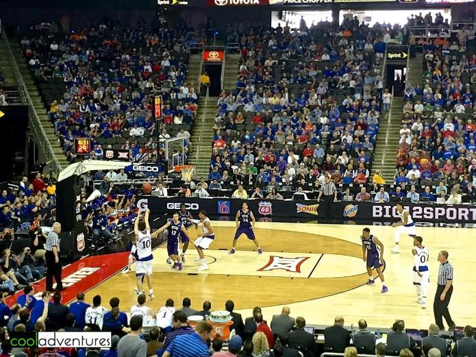 Big 12 Tournament, Kansas City, Missouri