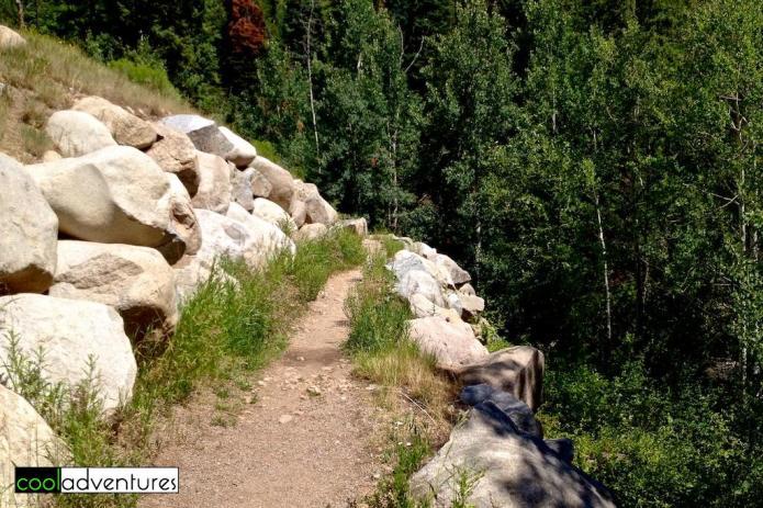 Hiking Hunter Creek Trail in Aspen, Colorado