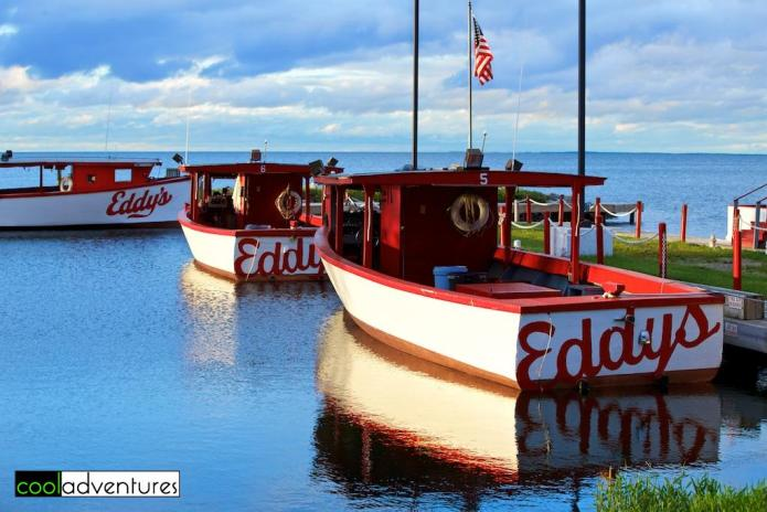 Where to stay when visiting Mille Lacs: Eddy's Resort