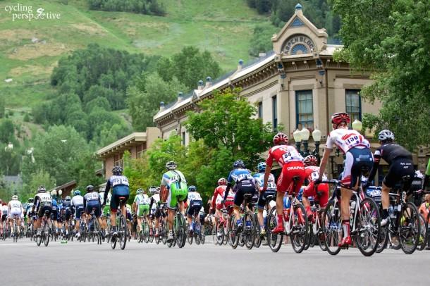 Aspen, USA Pro Challenge 2014 Stage 2
