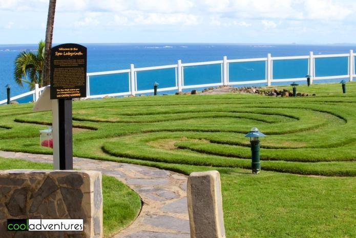 Spa Labyrinth, El Conquistador, A Waldorf Astoria Resort, Fajardo, Puerto Rico