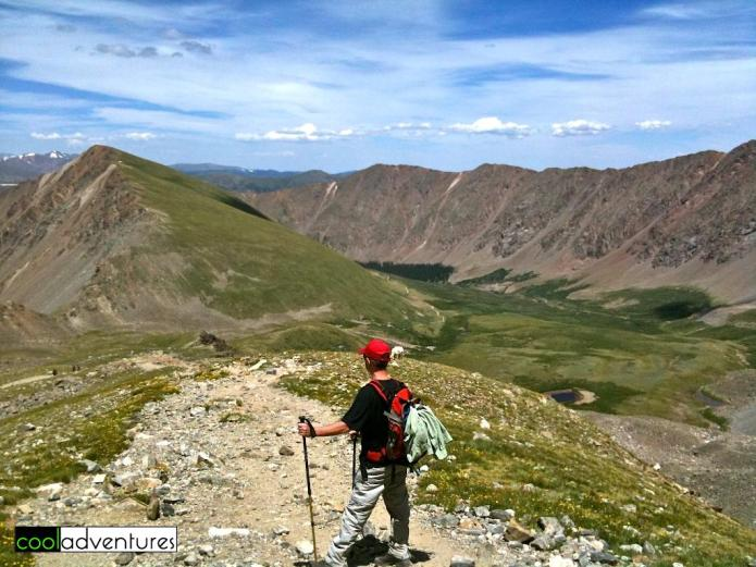 Grays Peak: A climb up the highest mountain in Colorado's Front Range
