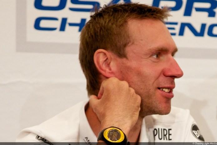 Jens Voigt USA Pro Challenge 2013