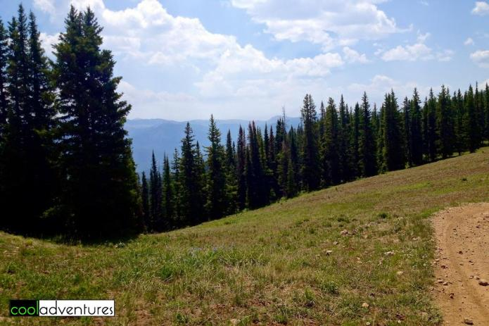 Richmond Ridge, Aspen, Colorado