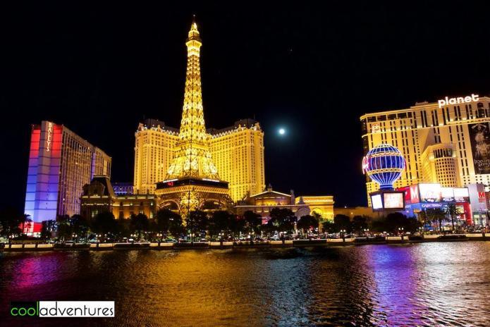 Ballys, Paris, Planet Hollywood, Las Vegas, Nevada