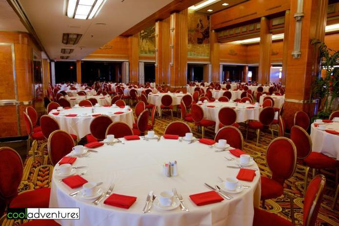 The Queen Mary's Grand Salon
