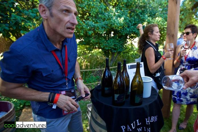 Paul Hobbs Winery, Taste of Sonoma, Sonoma Wine Country Weekend