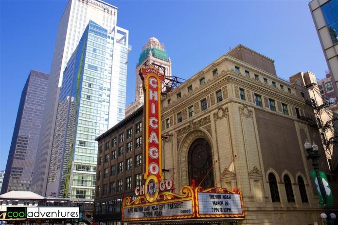 The Chicago Theatre, Chicago, Illinois