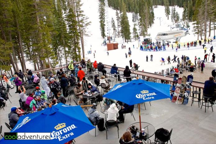Golden Bear Terrace at Sierra at Tahoe