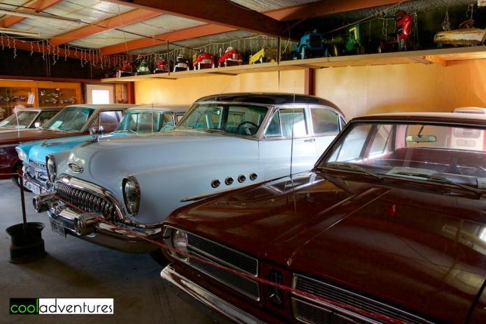 Antique Car Collection, Pioneer Village, Brainerd, Minnesota