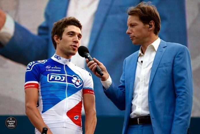 Thibaut Pinot, FDJ, Tour de France 2015, Grand Départ