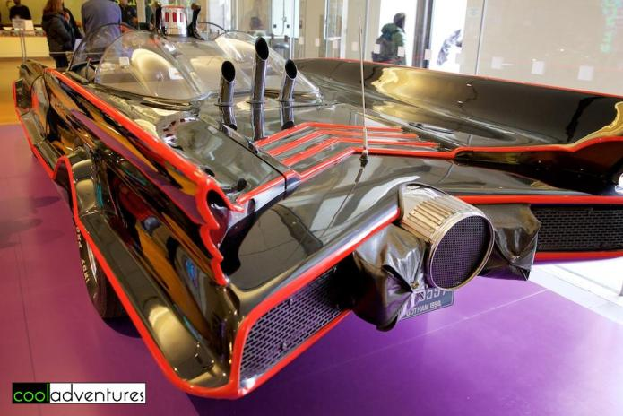 The Batmobile, New-York Historical Society Museum & Library, New York, New York