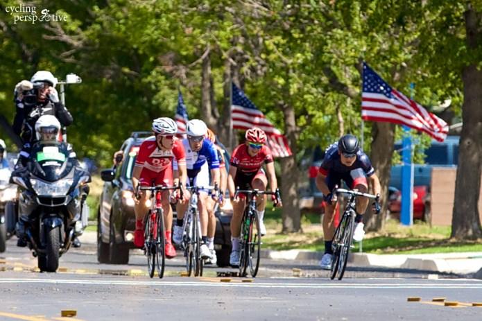 Tour oF Utah 2014 Stage 1 sprint point