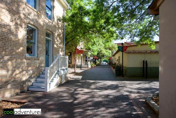 La Villita Historic Village, San Antonio, Texas