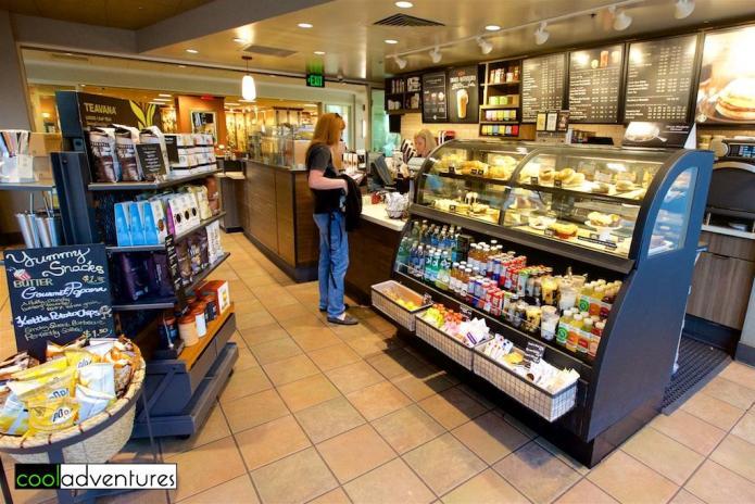 Starbucks at JW Marriott Phoenix Desert Ridge Resort & Spa, Phoenix, Arizona