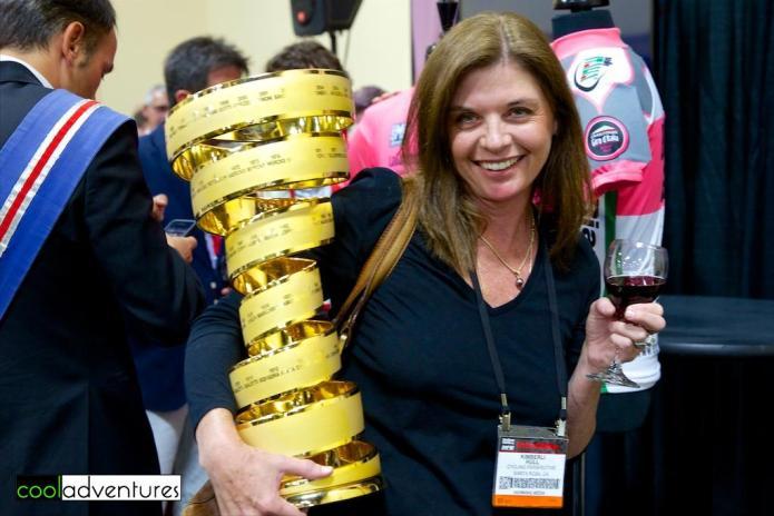 Giro D'Italia Trophy, Interbike