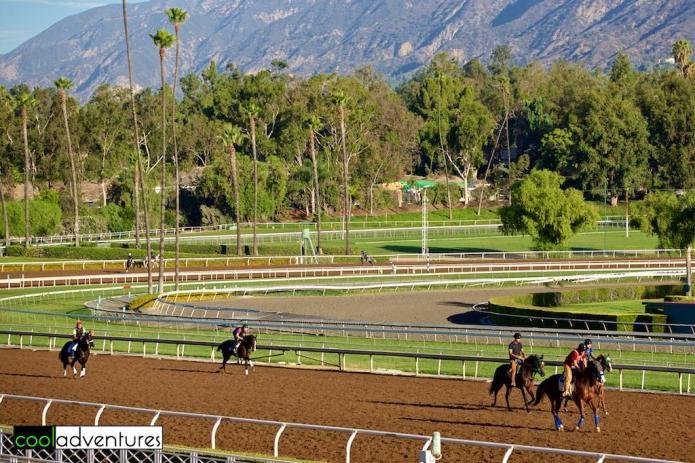 Santa Anita Park, Arcadia, California