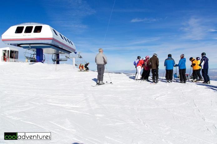 Mt. Rose Ski Tahoe Ski School, Lake Tahoe, Nevada