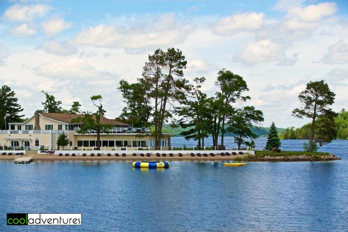 Where to stay when Exploring Brainerd Lakes: Madden's Resort