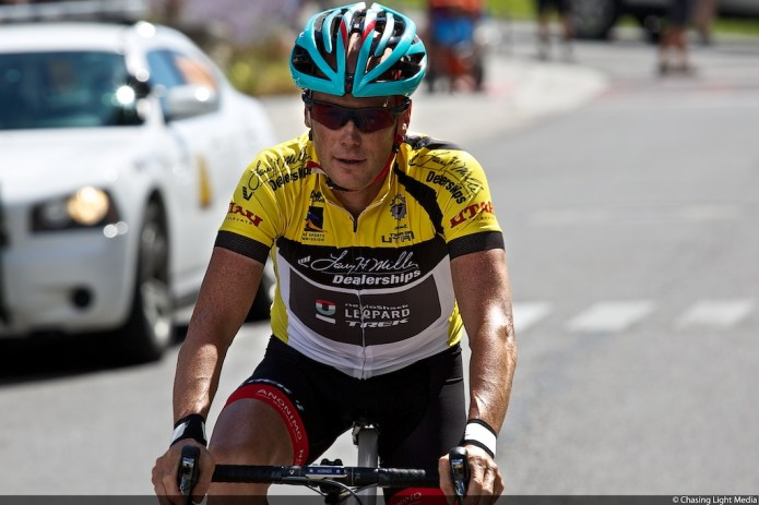 Chris Horner, Tour of Utah 2013 Stage 6