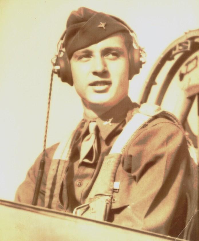 Lt. Colonel Ernest L. Faulkner