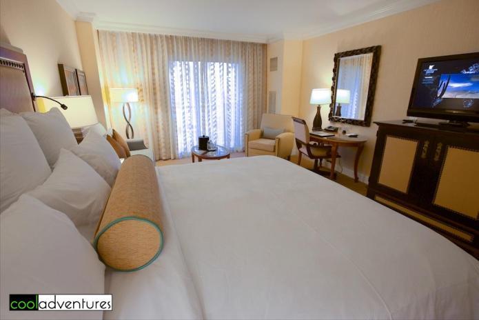 Guest room, JW Marriott Desert Ridge Resort, Phoenix, Arizona