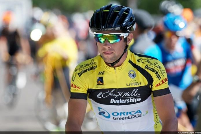 Michael Matthews, Tour of Utah 2013 Stage 3