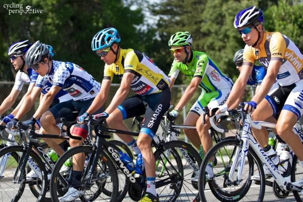 Tour of Utah 2014 Stage 6 start