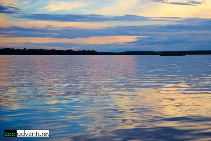Sunset on Detroit Lake
